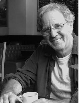 Writer Richard Lutz